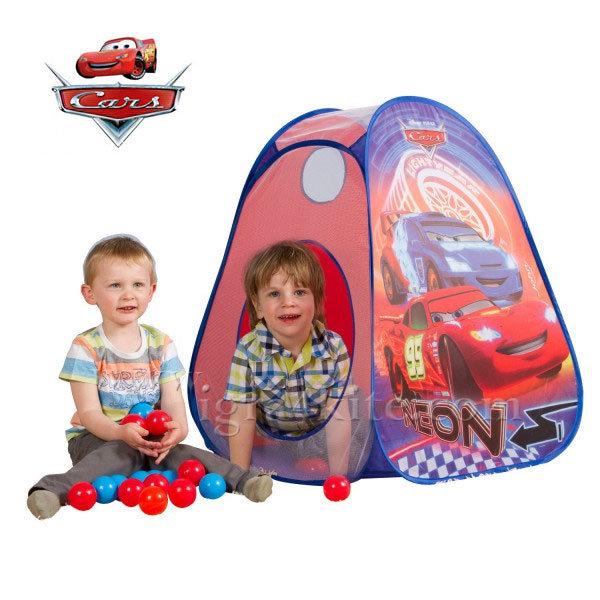 Disney - Палатка с топки Cars 130072536
