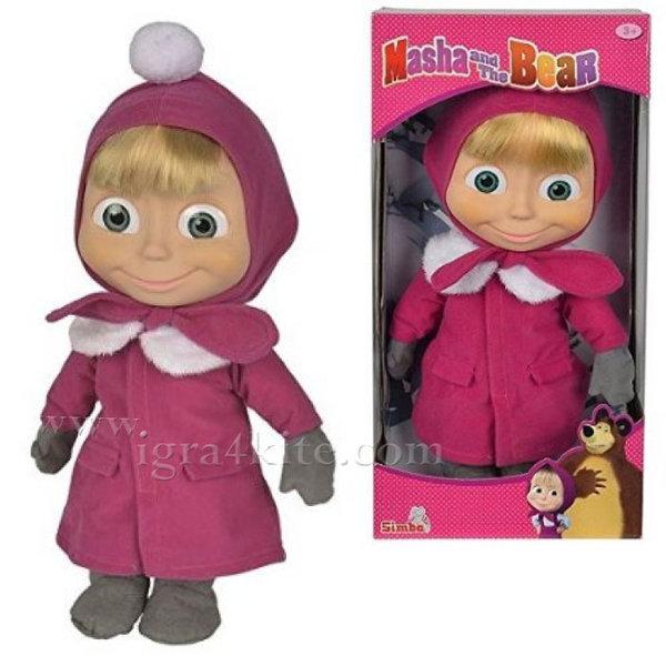 Simba Маша и Мечока - Кукла Маша 40 см 109301676