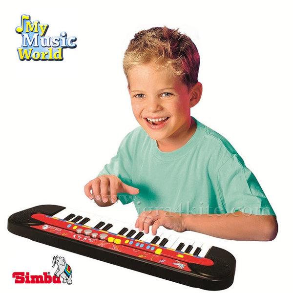 Simba My Music World - Детска йоника 106833149