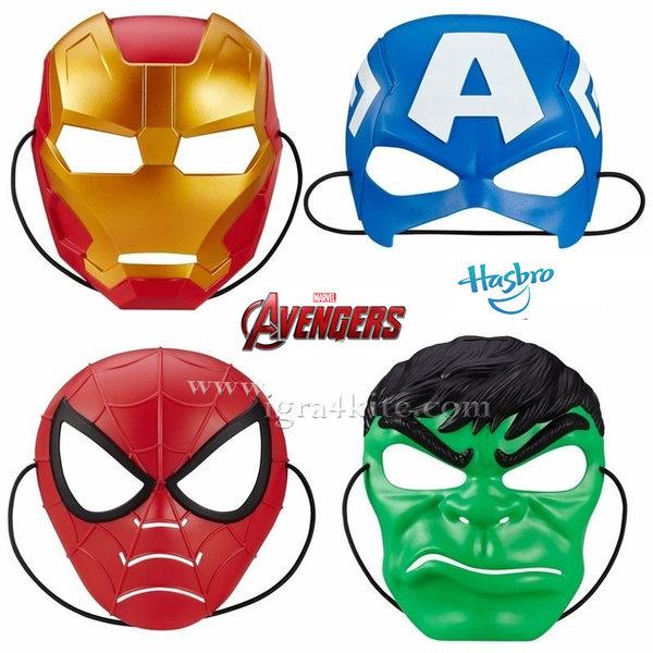 Marvel Avengers - Super Hero Детска маска B0440