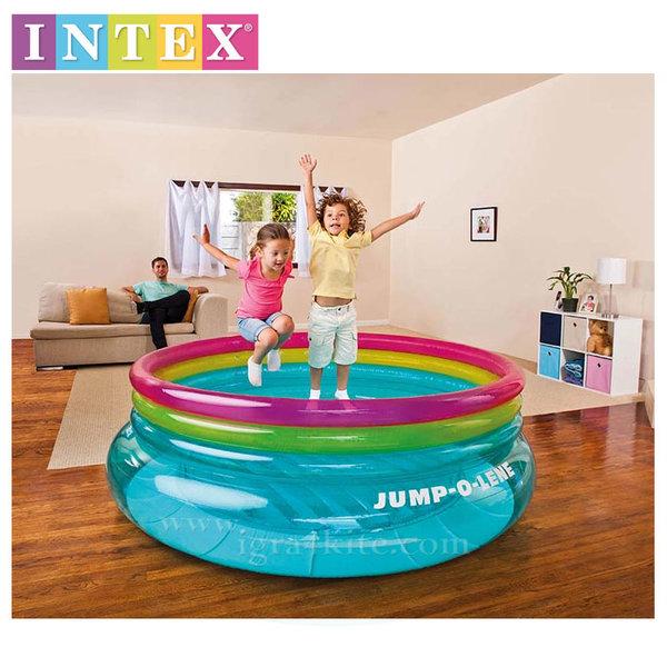 Intex - Детски надуваем батут 48267
