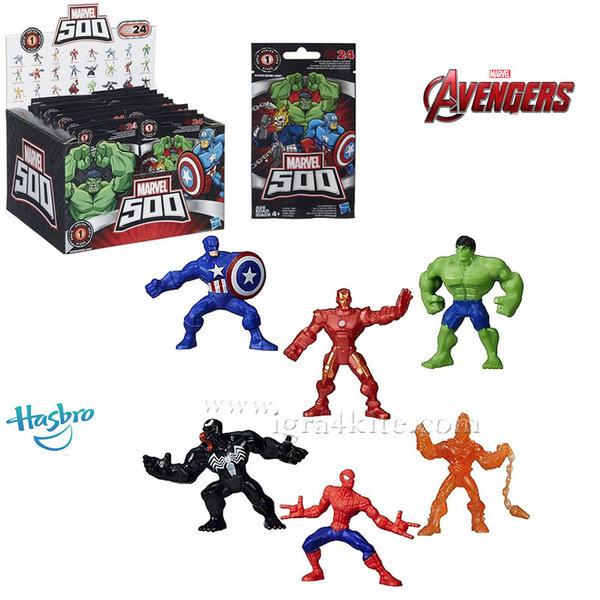 Marvel Avengers - Avengers Микрофигура изненада B2981