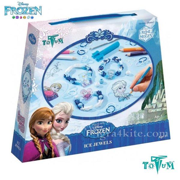 Totum Disney Frozen - Направи си бижута Замръзналото кралство 680036