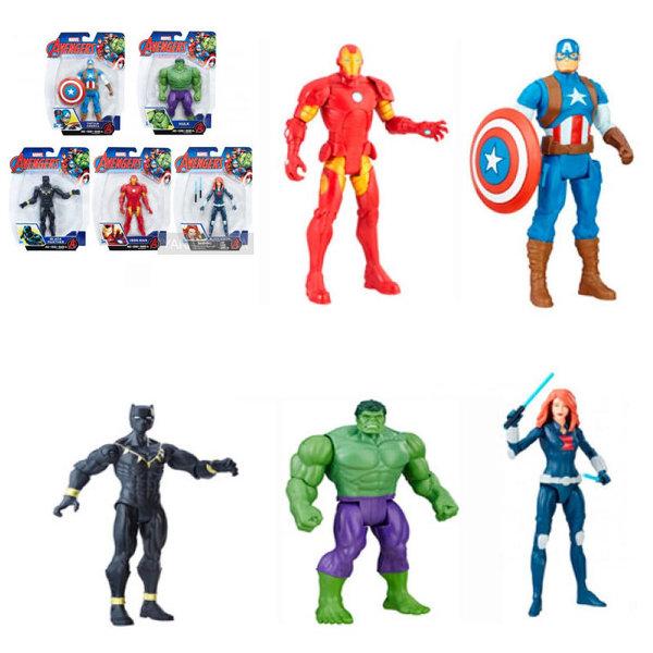 Marvel Avengers - Екшън фигура 15см b9939