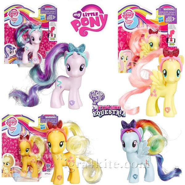 My Little Pony Equestria Girls - Моето малко пони Колекционерска фигура B3599