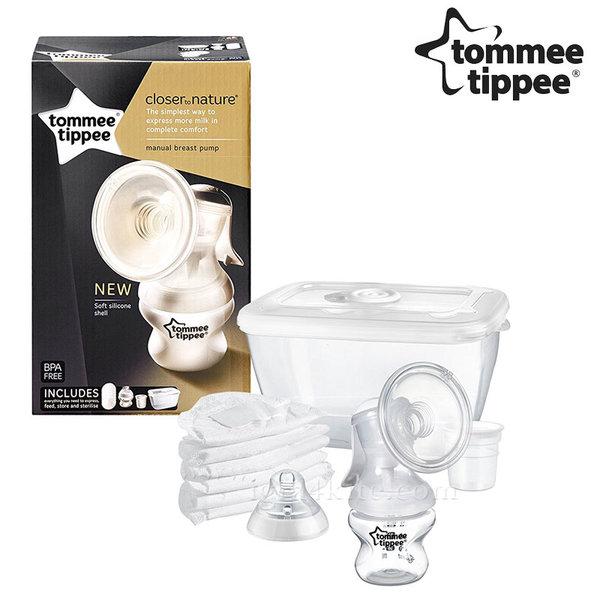 Tommee Tippee - Ръчна помпа за изцеждане на кърма 42341491