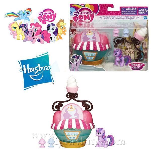 My Little Pony - Комплект за игра Friendship is Magic Sundae Bar B3597