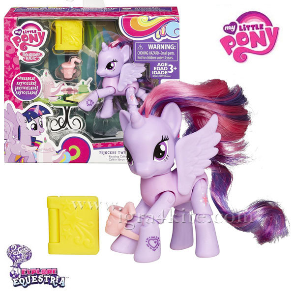 My Little Pony Equestria Girls - Моето малко пони Princess Twilight Sparkle B3598