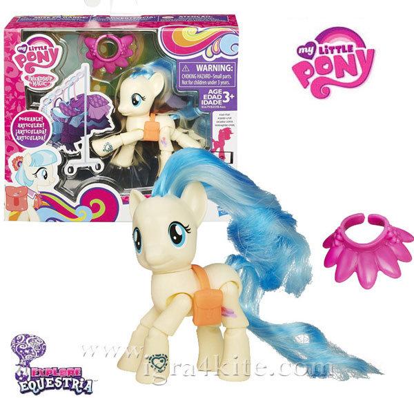 My Little Pony Equestria Girls - Моето малко пони Miss Pommel B3598