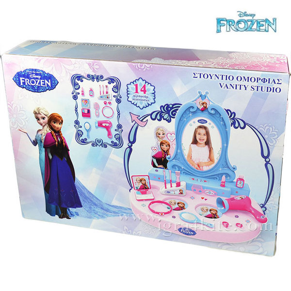 Disney Frozen - Детска тоалетка Замръзналото Кралство 8725