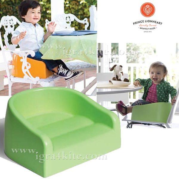 Prince Lionheart - Меко детско столче Soft Booster Seat 7000