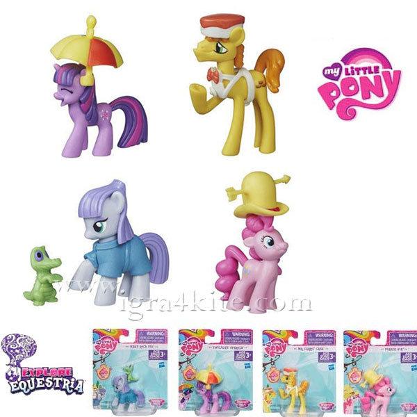 My Little Pony Equestria Girls - Моето малко пони фигура B3595