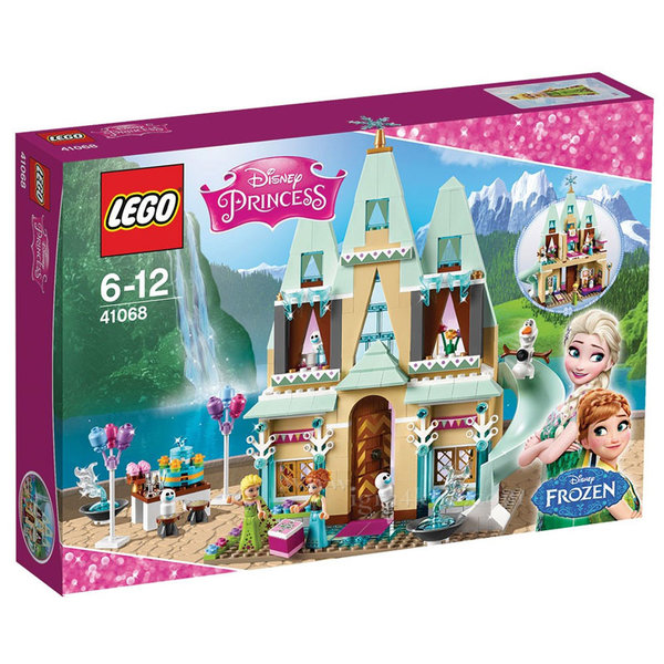 Lego 41068 Frozen - Коронация в замъка Арендел