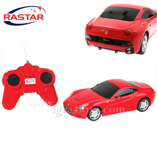 Rastar - Кола Ferrari California с дистанционно управление 1:24 46500