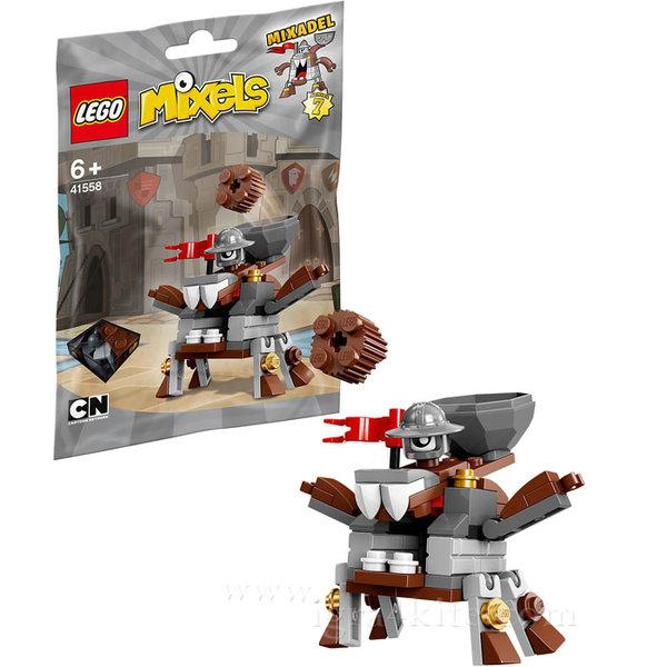 Lego 41558 Mixels - Миксадел