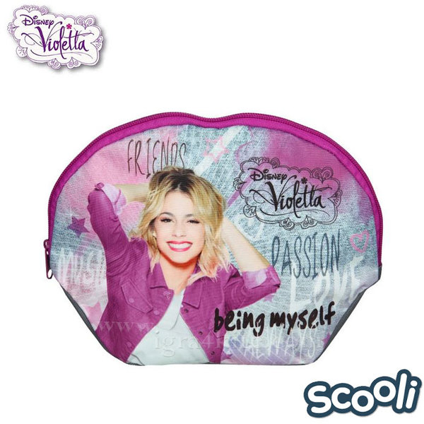 Scooli Disney Violetta - Козметичен несесер Виолета 25659