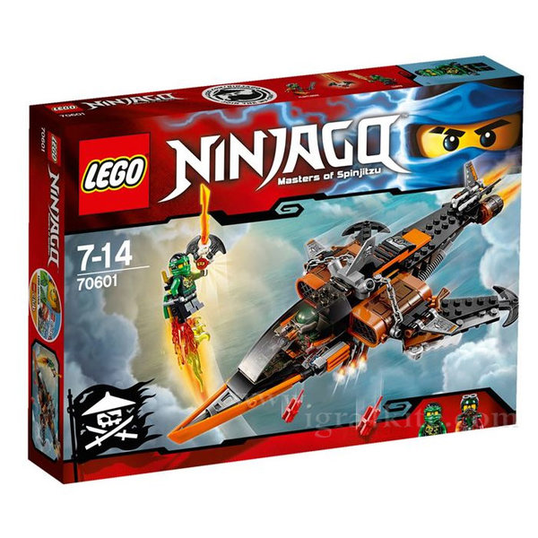 Лего 70601 Нинджаго - Небесна акула