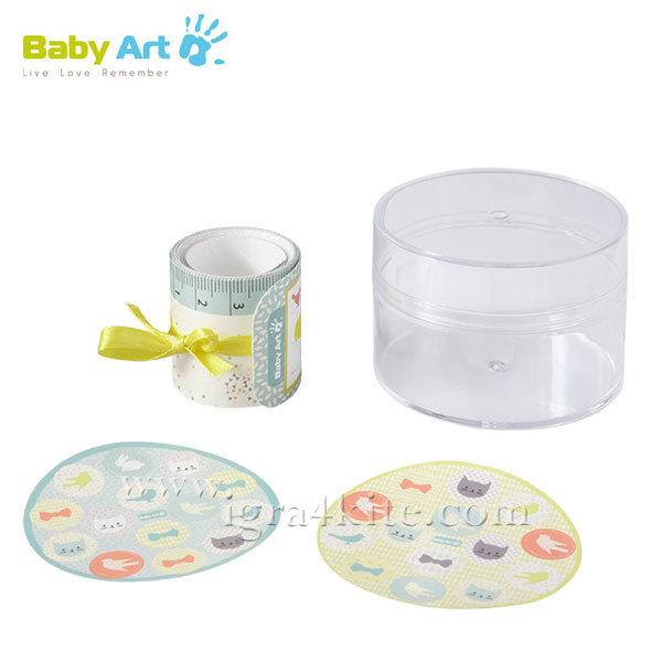 Baby Art - Хартиен метър за бременно коремче 00053