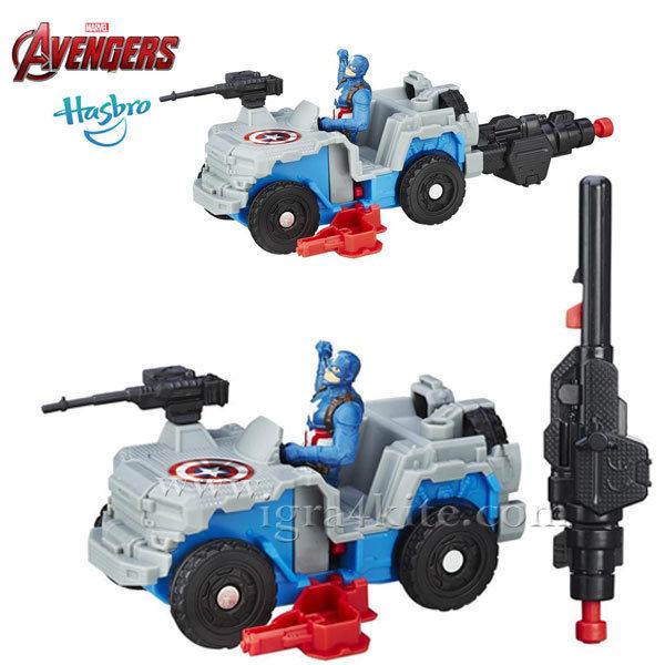 Marvel Avengers - Avengers Captain America Боен рейсър B5769