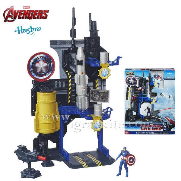 Marvel Avengers - Avengers Captain America Игрален комплект B5770