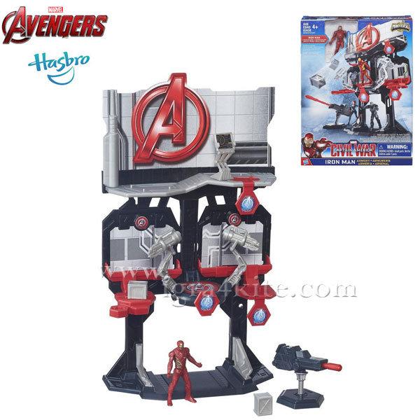 Marvel Avengers - Avengers Iron Man Игрален комплект B5770