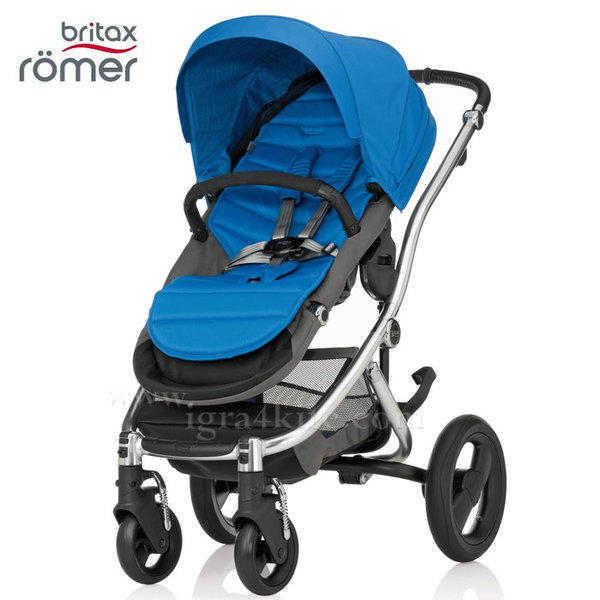 Britax Romer - Количка Affinity Blue Sky/Chrome
