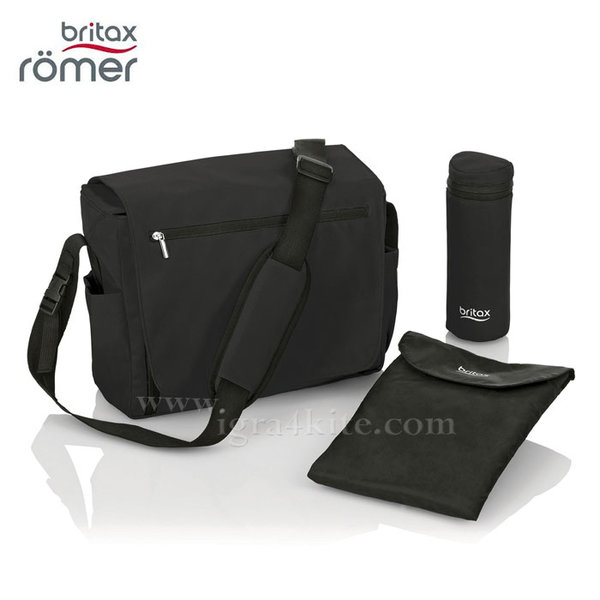 Britax Romer - Чанта за количкa Black Thunder
