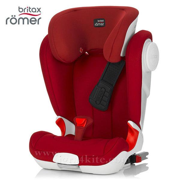 Britax Romer - Столче за кола KidFix II XP SICT Flame Red (15-36kg)