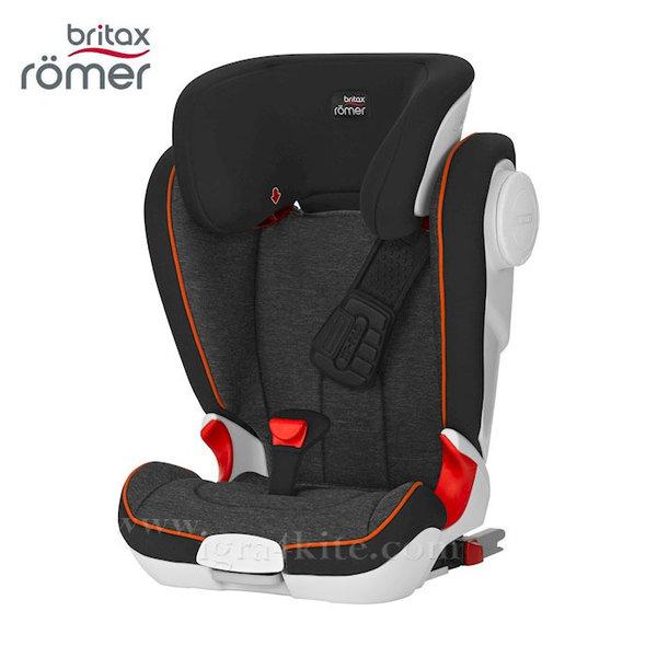 Britax Romer - Столче за кола KidFix II XP SICT Black Marble (15-36kg)