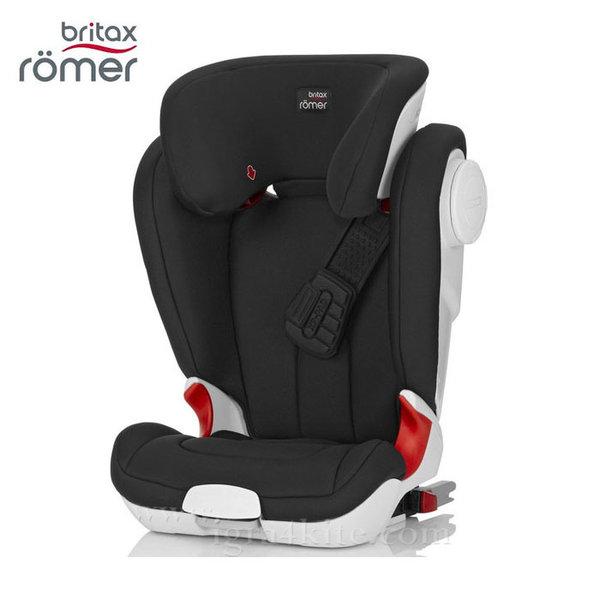 Britax Romer - Столче за кола KidFix XP SICT Cosmos Black (15-36kg)