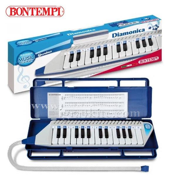 Bontempi - Детско пиано за уста 25 клавиша 191011
