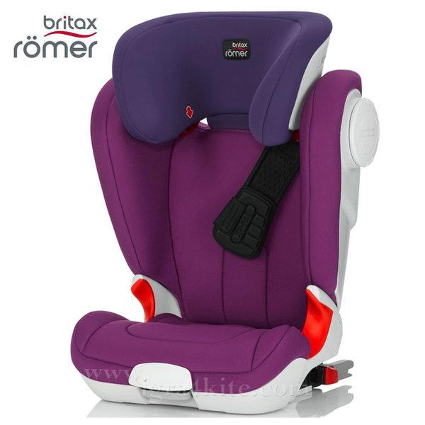 Britax Romer - Столче за кола KidFix XP SICT Mineral Purple (15-36kg)
