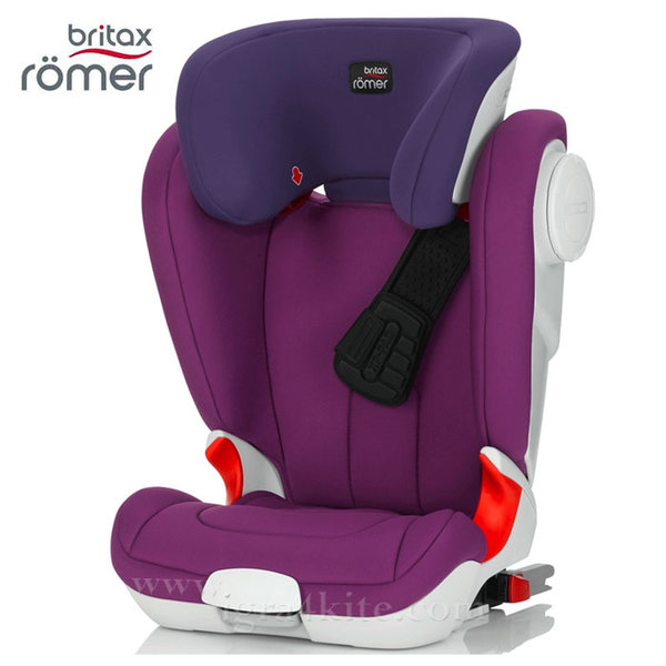 Britax Romer - Столче за кола KidFix XP SICT Mineral Purple (15-36kg)