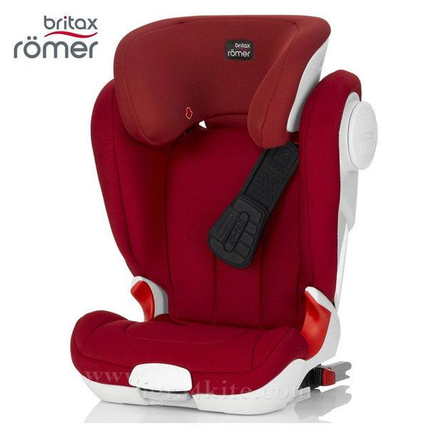 Britax Romer - Столче за кола KidFix XP SICT Flame Red (15-36kg)