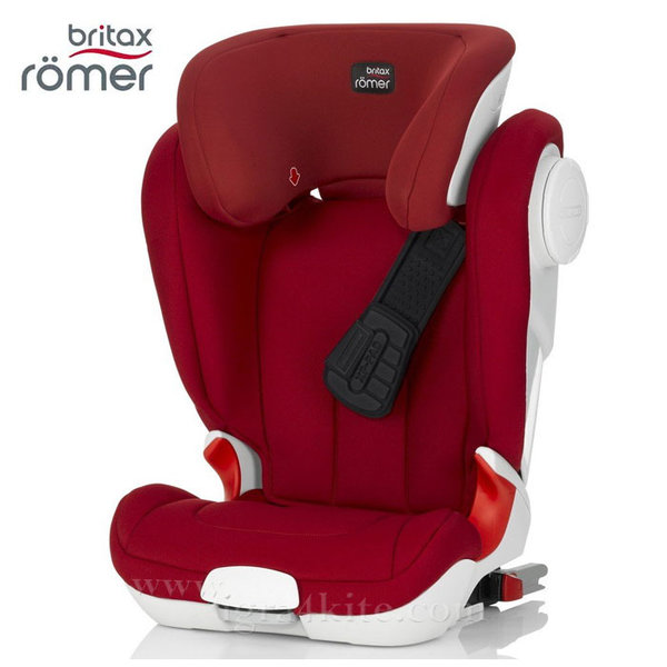 Britax Romer - Столче за кола KidFix XP SICT Flame Red (15-36kg)