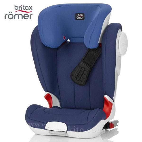 Britax Romer - Столче за кола KidFix XP SICT Ocean Blue (15-36kg)