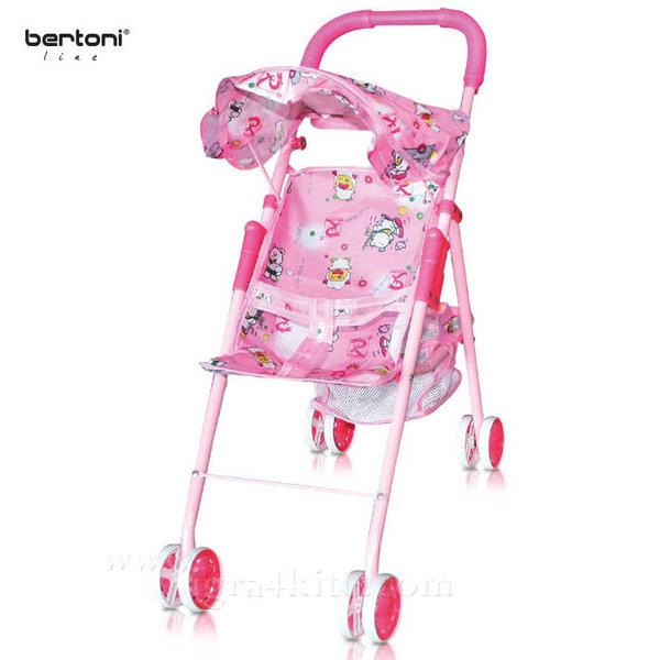 Bertoni - Лятна количка за кукли със сенник 1006001