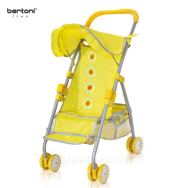 Bertoni - Лятна количка за кукли със сенник 1006004