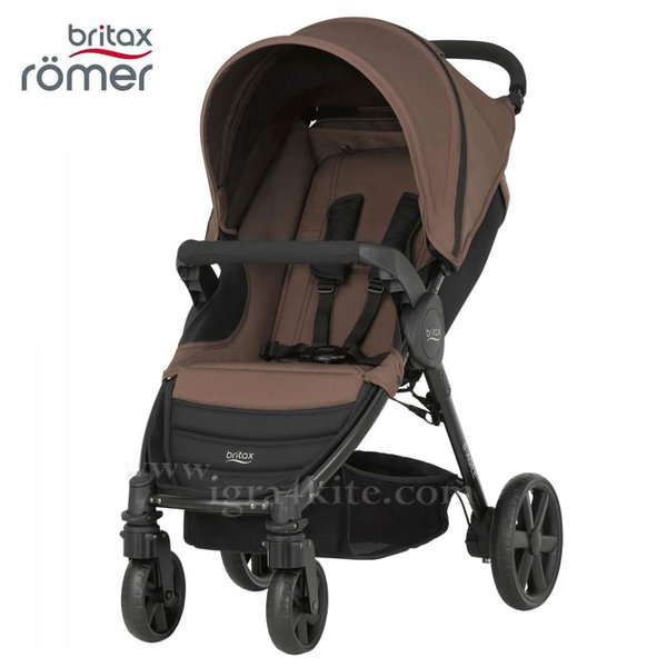 Britax Romer - Количка B-Agile 4 Wood Brown