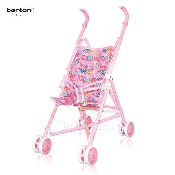 Bertoni - Лятна количка за кукли Summer 1006014