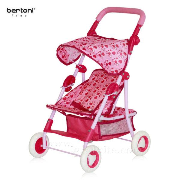 Bertoni - Количка за кукли Spring 1006017
