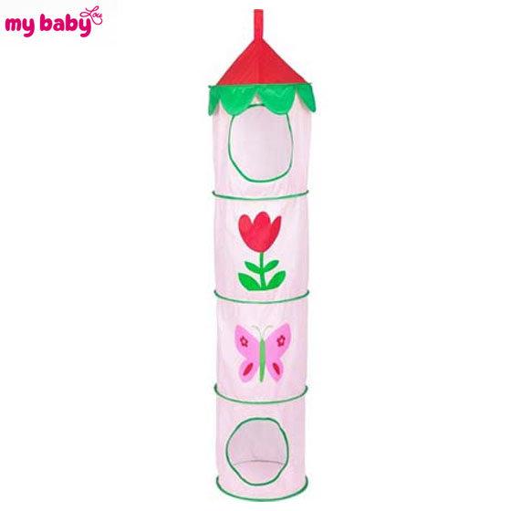 My Baby - Текстилна етажерка за играчки 1041718