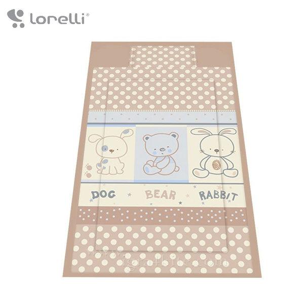 Lorelli - Спален комплект 3 части Приятели Екрю 20800012403