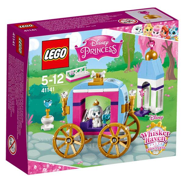 Lego 41141 Disney Princess - Кралската карета на Pumpkin