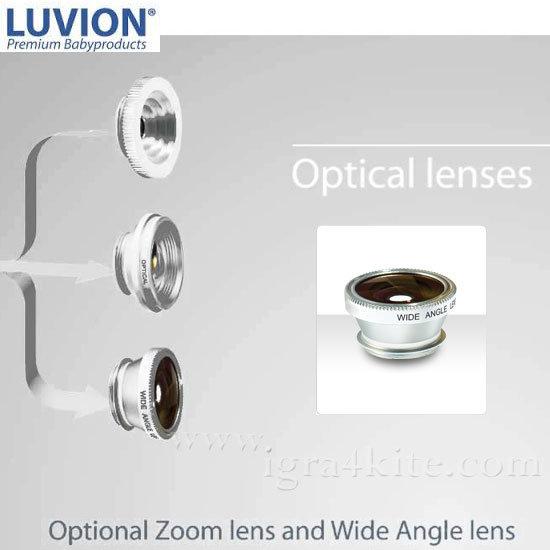 Luvion - Широкоъгълен обектив за Luvion Grand Elite 2