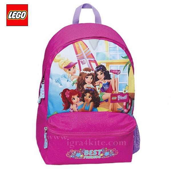 Lego Light - Ученическа раница Лего Friends 15393