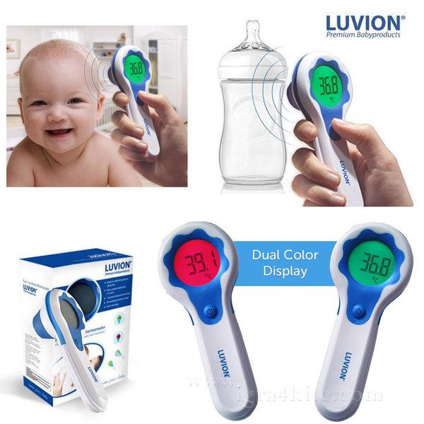 Luvion - Безконтактен термометър Exact non-contact