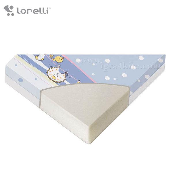 Lorelli - Детски матрак CLASSIC Пяна 60/120/6 см 1016015