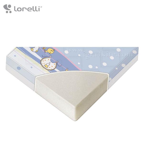 Lorelli - Детски матрак RELAX Пяна 60/120/10 см 1016016