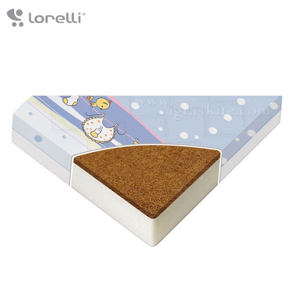 Lorelli - Детски матрак HAVANA 62/110/10 см